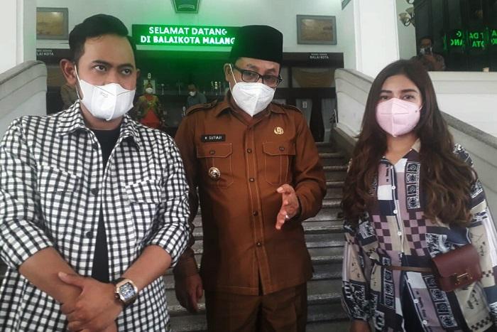 Ajak Masyarakat Berani Divaksin, Walikota Malang Gandeng Crazy Rich