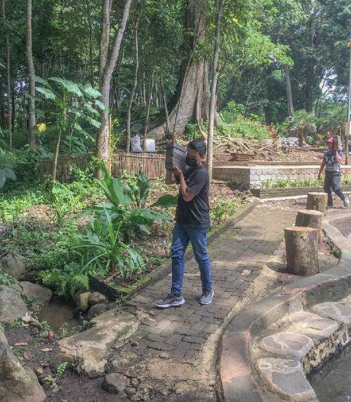 Pengabdian Masyarakat Mahasiswa UMM di Desa Toyomarto-2