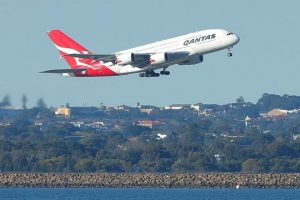 Akhir Oktober 2021, Qantas Kembali Layani Penerbangan Internasional