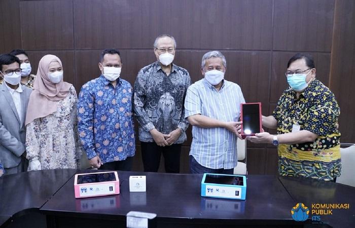 Inovasi i-nose c-19 ITS Siap Diuji Cobakan di RSI Jemursari Surabaya