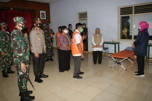 Pantau Pelaksanaan PPKM Mikro, Forkopimda Jatim Kunjungi 2 Desa di Jombang