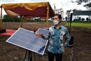 Wujudkan Kampus Eco Green, Pembangunan PLTS di ITN Malang Mulai Dikerjakan
