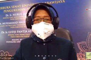 Prof Ludji Ungkap Pentingnya Improvisasi PHGT pada Beras dalam Simpanan