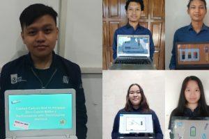 Mahasiswa ITS Gagas Inovasi untuk Kurangi Limbah Baterai Komersial