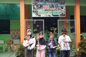 Berkat Dodol Nangka, Siswa SDN Tanjungrejo 2 Malang Sabet Medali Perunggu di Ajang AISEEF