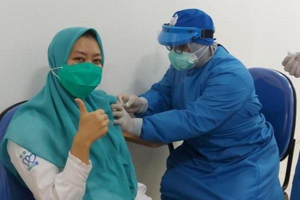 Program Vaksinasi Tembus 10 Juta Dosis, Indonesia Masuk 4 Besar Dunia