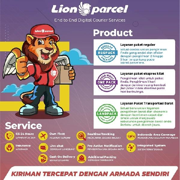 Iklan Lion Parcel Yoko Rev220421