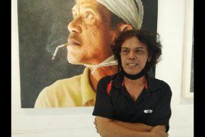 46 Seniman Malang Pamer Karya di N-Battleground