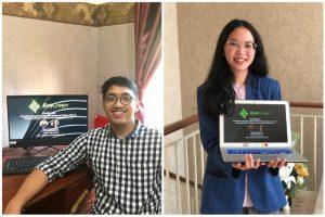 Mahasiswa ITS Gagas Inovasi EvoGreen untuk Atasi Polusi Udara