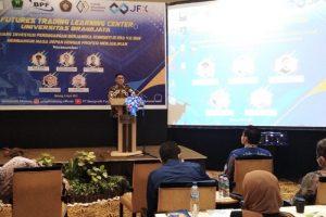 Literasi Perdagangan Berjangka Komoditi Sasar Civitas Universitas Brawijaya