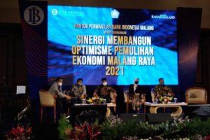 Gelar Webinar, BI Malang Dorong Optimisme Pemulihan Ekonomi Malang Raya