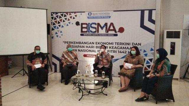 Begini Kondisi Perekonomian di Wilayah Kerja BI Malang