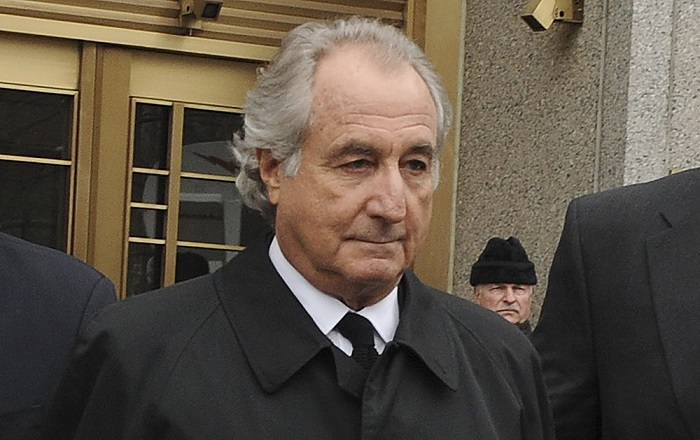Bernie Madoff si Penggagas Skema Ponzi, Tutup Usia