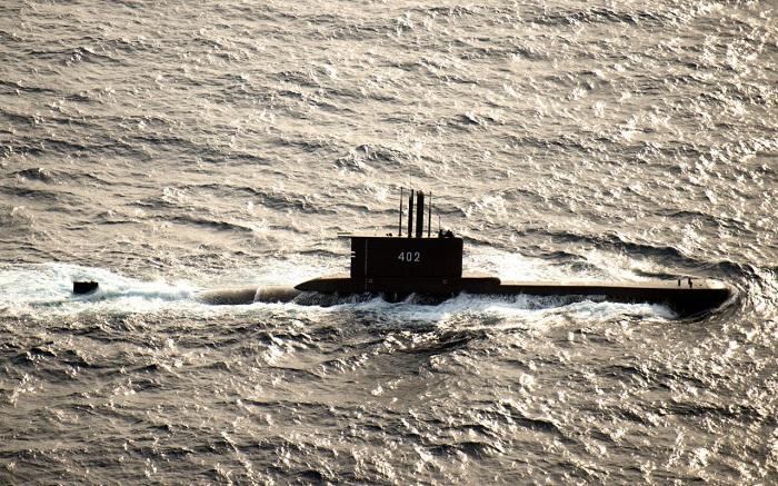 KRI Nanggala 402 Resmi Dinyatakan Tenggelam