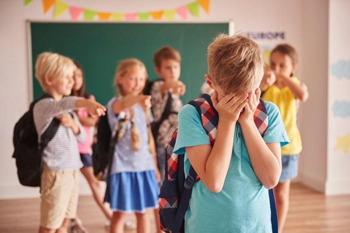Anak mengalami bullying di sekolah