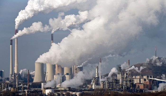 Pabrik pencemar lingkungan