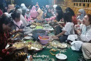 Kampung Budaya Polowijen Lestarikan Tradisi Riyoyo Kupatan
