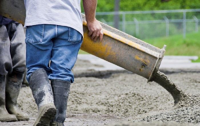 Pasir untuk pembangunan konstruksi