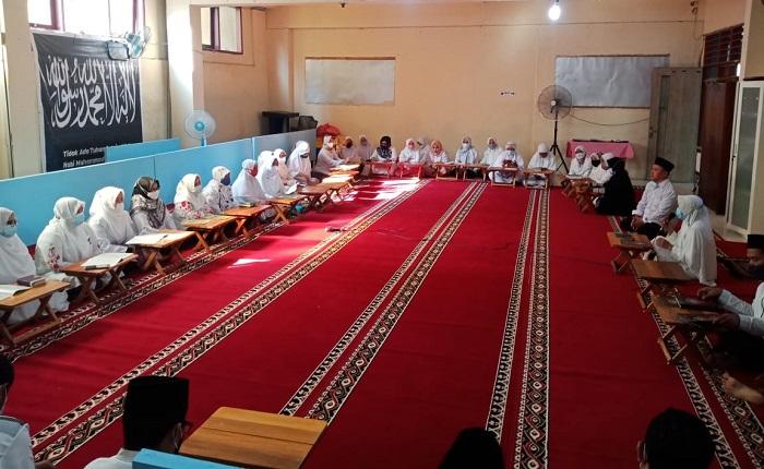 SDN Rangkah VI/168 Surabaya Gelar Khotmil Quran di Penghujung Ramadhan