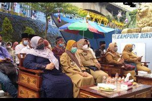 Lestarikan Tradisi, Kampung Biru Arema Gelar Sungkeman Riyayan