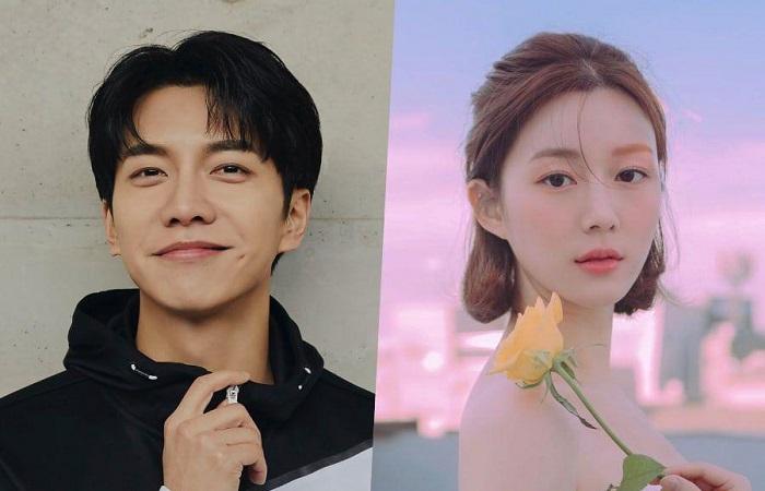 Lee Da In Kekasih Baru Lee Seung Gi