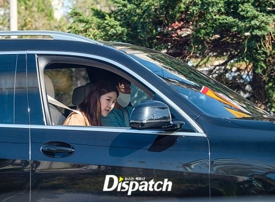 Penyamaran Lee Seung Gi dan Lee Da In-1