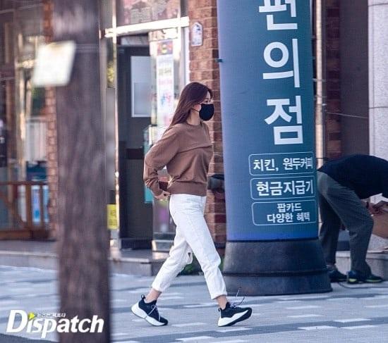 Penyamaran Lee Seung Gi dan Lee Da In-3