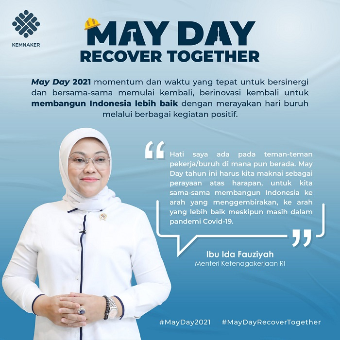 Tema May Day 2021