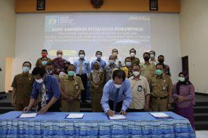 ITN Malang Bersama 15 SMKN Tandatangani Nota Kesepahaman Pendampingan Program SMK Pusat Keunggulan