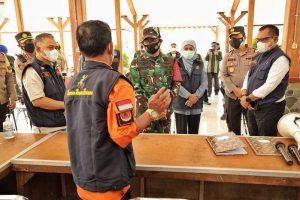 Forkopimda Jatim Pastikan SOP Dijalankan di Tempat Isolasi Daerah Asal Pekerja Migran Indonesia
