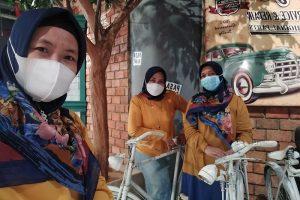 Kangen Lama Tak Nggowes Bareng, Emak-Emak Goweser 88 Bukber di TP
