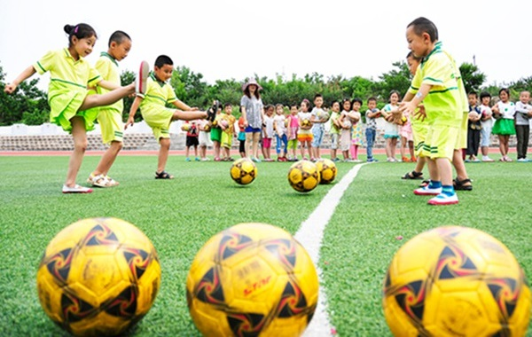 China Berencana Bangun 18 Pusat Kota Sepakbola dalam 5 Tahun