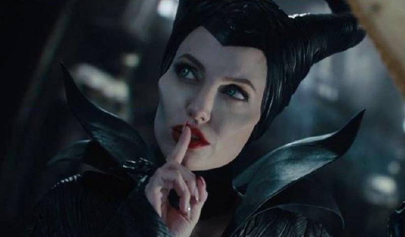 Gara-Gara Perannya di Maleficent, Angelina Jolie Jadi Momok Bagi Anak-Anak