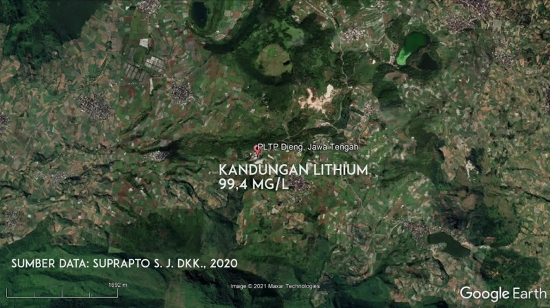Salah satu titik PLTU di Indonesia