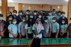 Tim KKN ITS Bantu Maksimalkan Potensi Desa Wisata di Bali