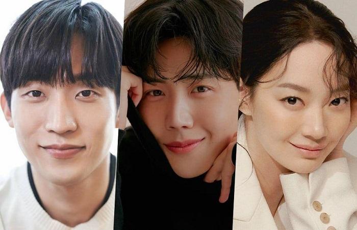 Lee Sang Yi Gabung di Drama Terbaru Kim Seon Ho dan Shin Min Ah