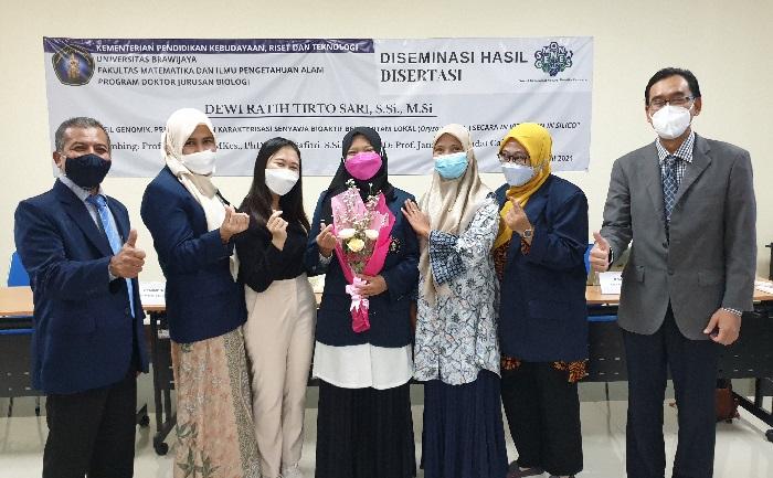 Dr. Dewi Ungkap Manfaat Beras Hitam