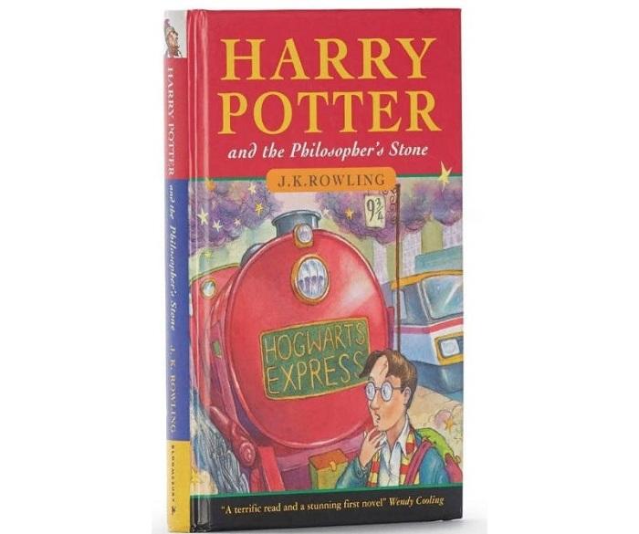 Buku perdana Harry Potter