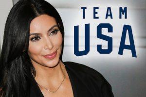 Wow, Kim Kardashian Ikut Olimpiade Tokyo, Lho...