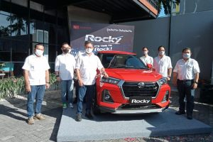 Launching Daihatsu Rocky Turbo Tandai Geliat Positif Industri Otomotif