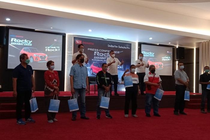 Launching Daihatsu Rocky Turbo di Surabaya