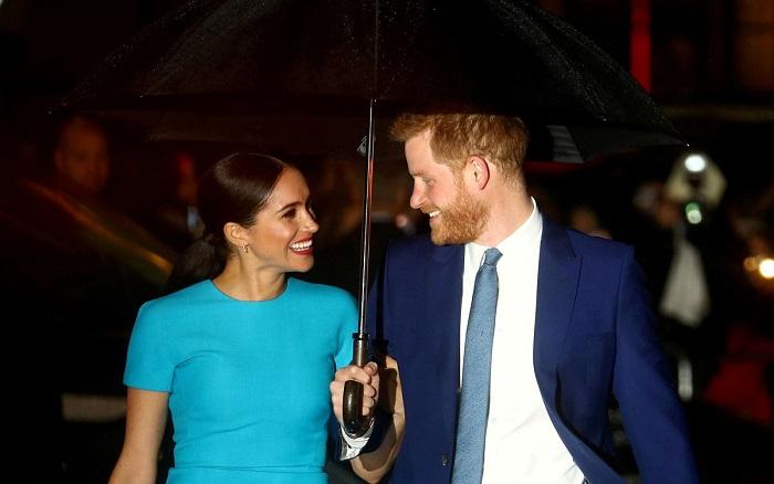 Selamat! Pangeran Harry dan Meghan Markle Dikaruniai Anak Kedua