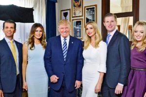 Diblokir Facebook, Pesan Trump Diteruskan Melalui Akun Keluarganya