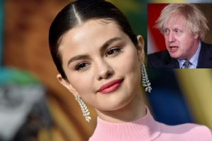 Soal Donasi Vaksin Bagi Negara-Negara Miskin, Selena Gomez: September Kelamaan, Boris!
