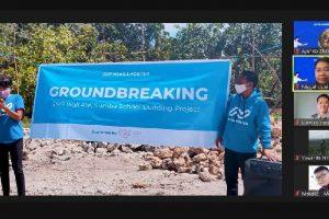 Tingkatkan Mutu Pendidikan, Niagahoster Bangun Sekolah di NTT