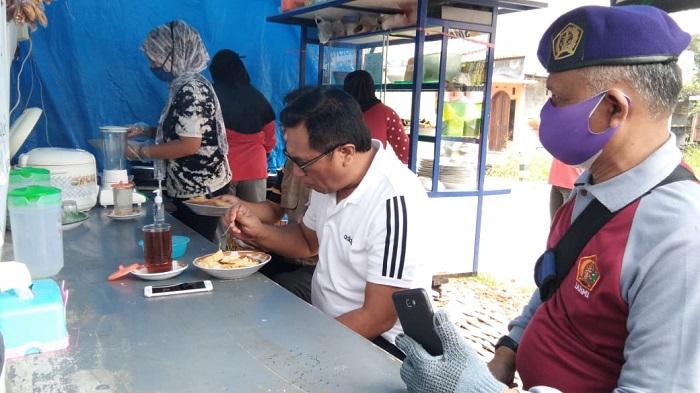 Wawali Malang sarapan di Warung De Pule