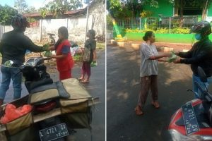 Kegiatan Sosial IKA Rolas 88 Sambangi Tuban