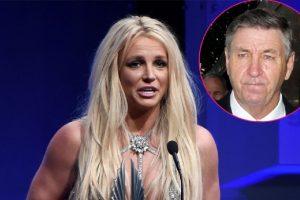 Hakim Tolak Keinginan Britney Spears Cabut Sang Ayah dari Perwalian
