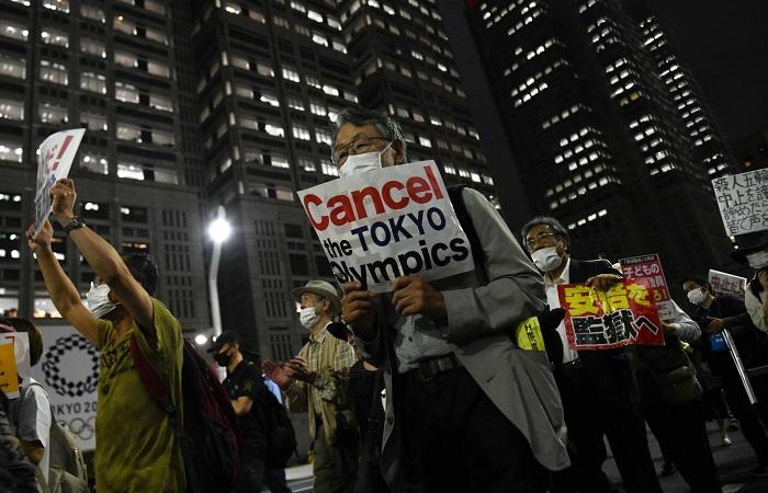 Kepolisian Jepang Waspadai Potensi Unjuk Rasa Menolak Olimpiade Berujung Kekerasan