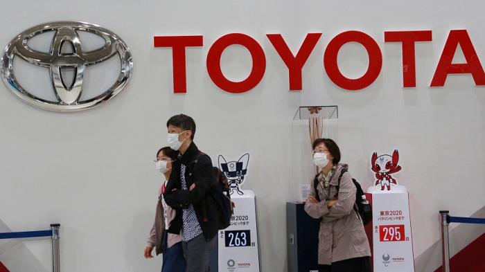 Toyota sponsor utama Olimpiade Tokyo